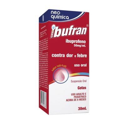 Ibufran Gotas - 50mg/ml | 30ml