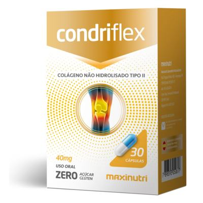 Condriflex - 40mg   30 cápsulas