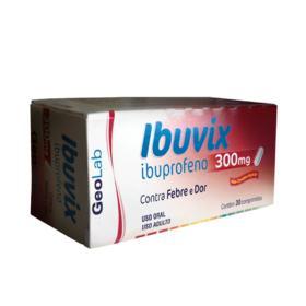 Ibuvix - 300mg | 30 comprimidos