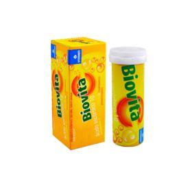 Biovita C - 1g   10 comprimidos efervescentes