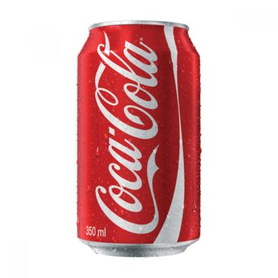 Refrigerante Coca-Cola - Original | 350ml