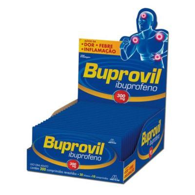 Buprovil - 300mg | 10 comprimidos revestidos