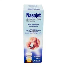 Nasojet Spray Nasal - 0.9% | 50ml