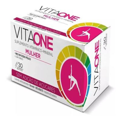 Vitaone - Mulher | 30 comprimidos