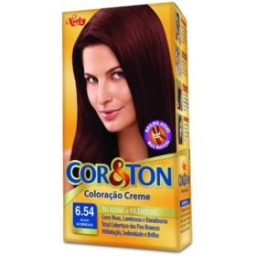 Kit Cor&Ton - Acaju Acobreado 6.54 | 50g