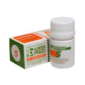 Complexo Homeopático Almeida Prado - 5   60 comprimidos