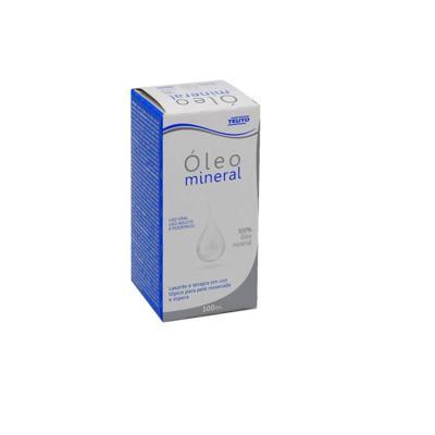 Óleo Mineral Liquído - 100ml