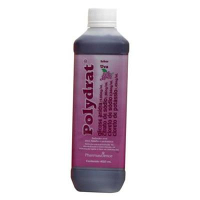 Polydrat Solucao Oral - Uva | 450ml