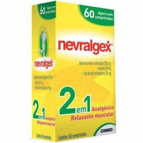 Nevralgex - 60 comprimidos