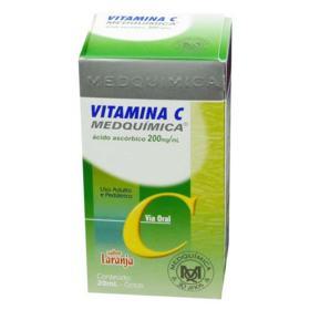 Vitamina C Gotas - 200mg/ml | 20ml