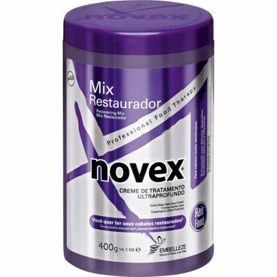 Creme Tratamento Capilar Novex - Mix Restaurador | 400g