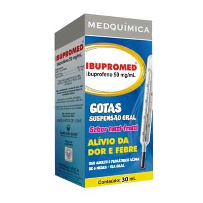 Ibupromed Gotas - 50mg | 30ml