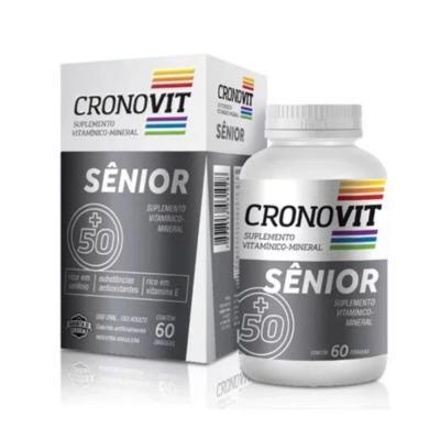 Cronovit Senior - 60 cápsulas