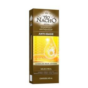 Shampoo Tío Nacho - Antiqueda Anti-Idade | 415ml
