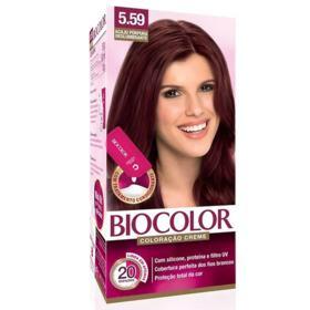 Kit Biocolor - Acaju Claro 5.5 | 125g
