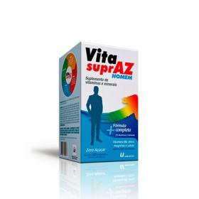 Vita Supraz Homem Zero Açucar - 60 comprimidos
