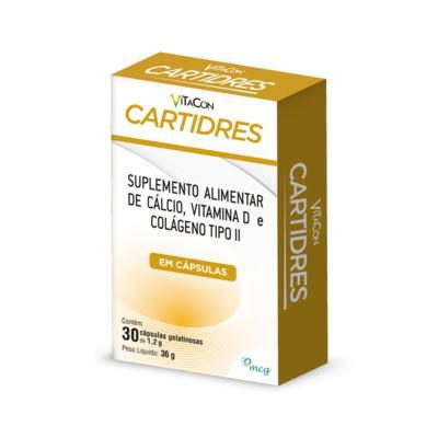 Cartidres - 30 cápsulas