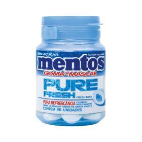 Goma De Mascar Mentos Pure Fresh - Mint | 56g