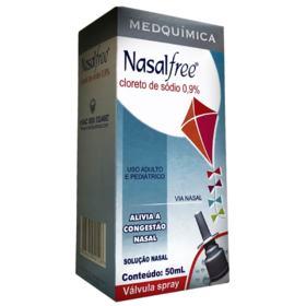 Nasalfree Spray Nasal - 50ml