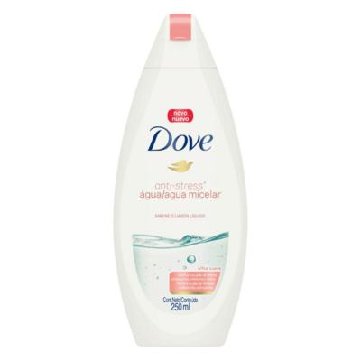 Sabonete Dove Liquido - Agua Micelar Anti Stress | 250ml