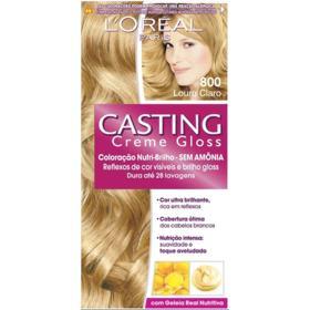 Tintura Semi-Permanente Casting Creme Gloss - 800 Louro Baunilha | 1 unidade