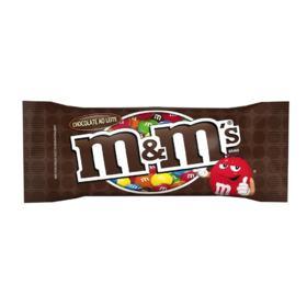 Chocolate M&M Ao Leite Sache - 45g