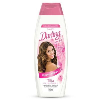 Shampoo Darling Tília 350ml - Tília   350ml