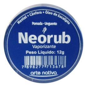 Neorub Unguento - 12g
