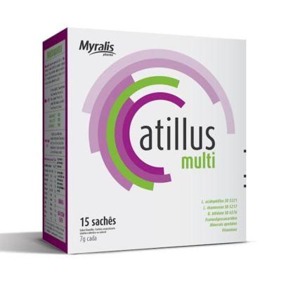 Atillus Multi - 7g | 15 sachês