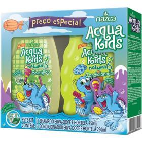 Kit Shampoo + Condicionador Acqua Kids - Erva Doce | 250ml
