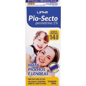 Pio-Secto - solução de uso dermatológico - Frasco | 60ml