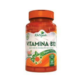 Katigua Vitamina B12 - 360mg | 60 cápsulas