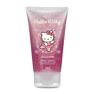 Gel Glitter Hello Kitty Betulla - 180g