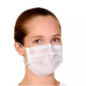 Máscara Cirúrgica Tripla com Elástico Descarpack