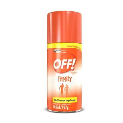 Repelente Off Family - Aerossol | 165ml