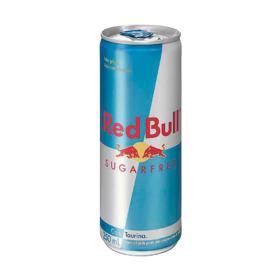 Red Bull - Sugar Free   250ml