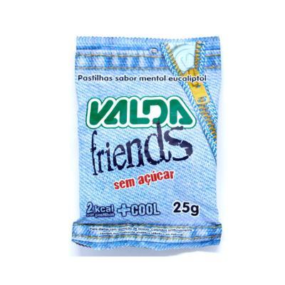 Valda Display Sache Friends - Mentol-Eucalipto e Timol | 12g