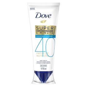 Super Condicionador Dove - Fator de Nutrição 40   170ml
