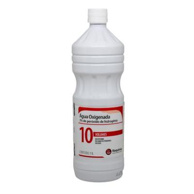 Água Oxigenada Rioquímica - 10 Volumes 1L