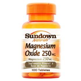 Magnesio - 250mg | 100 comprimidos