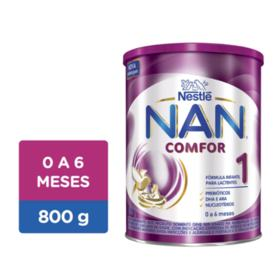 Fórmula Infantil Nan - Comfor 1 | 800g