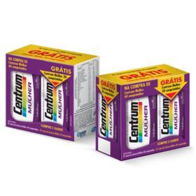Centrum Mulher -    Leve 60 comprimidos+30 comprimidos grátis