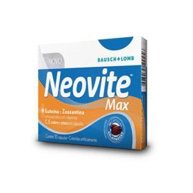 Neovite Max - caixa com 30 cápsulas
