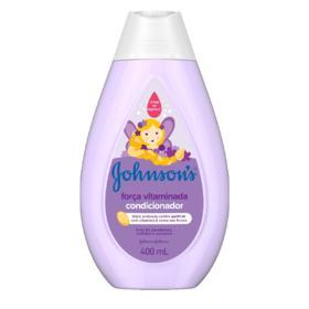 Condicionador Johnson's Baby - Força Vitaminada   400ml