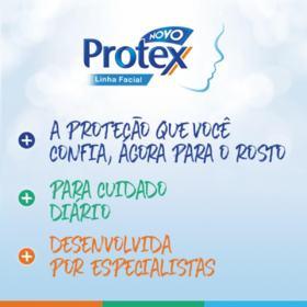 Sabonete Líquido Facial - Protex Anti cravos e espinhas | 150ml