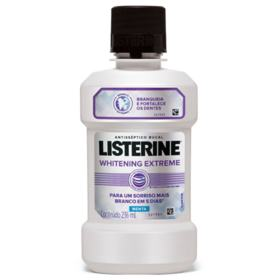 Antisséptico Bucal Listerine - Whitening Extreme | 236ml