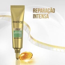 Pantene Capilar Resgate Instantanêo - Ampola de Restauração - 3x 15ml