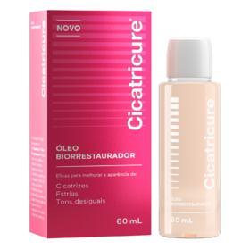 Óleo Biorrestaurador Cicatricure - 60ml