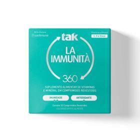 Laimmunità - Tak 360 | 30 Comprimidos Revestidos