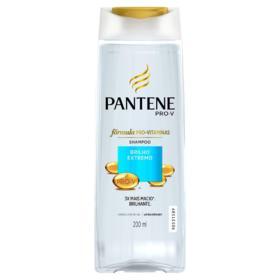 Shampoo Pantene Pro-V - Brilho Extremo | 200ml